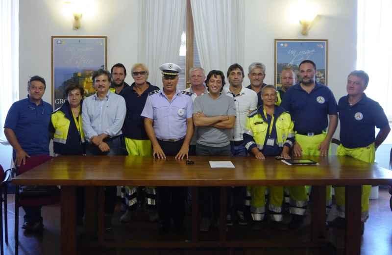 Volontariato civico a Grottammare