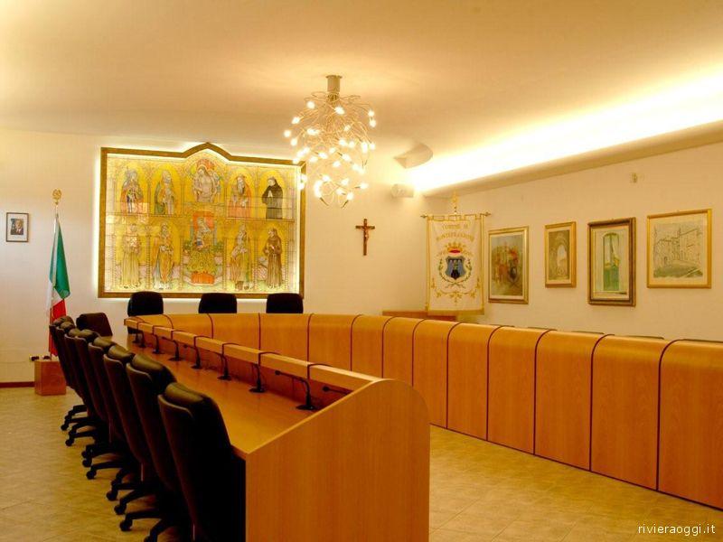 Sala Consiliare Monteprandone
