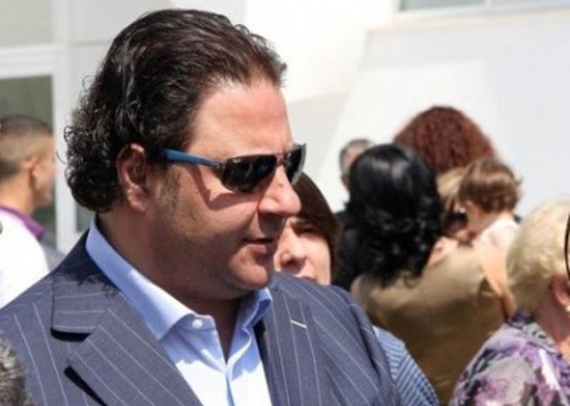 L'imprenditore romano Piero Santarelli
