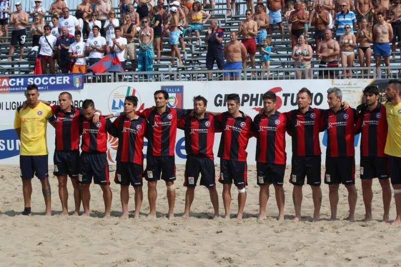 La Samb beach soccer