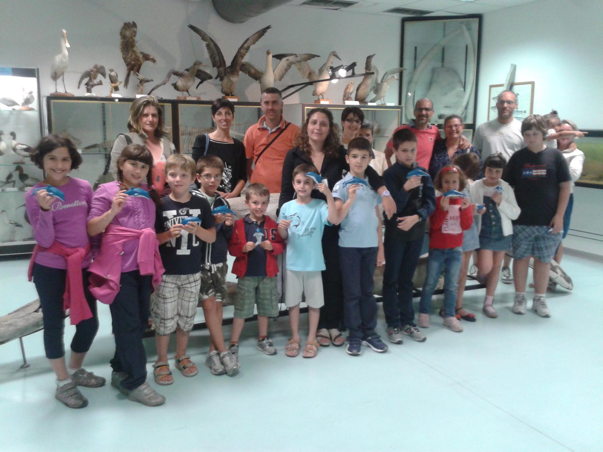 tour i bambini e il mare 1 luglio