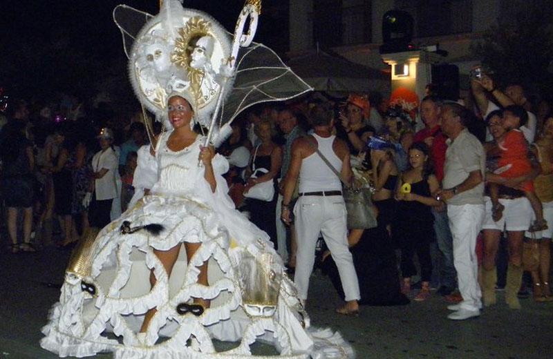 Il Carnevale di Alba Adriatica