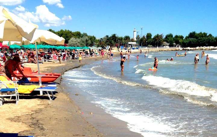 Spiaggia nord di San Benedetto