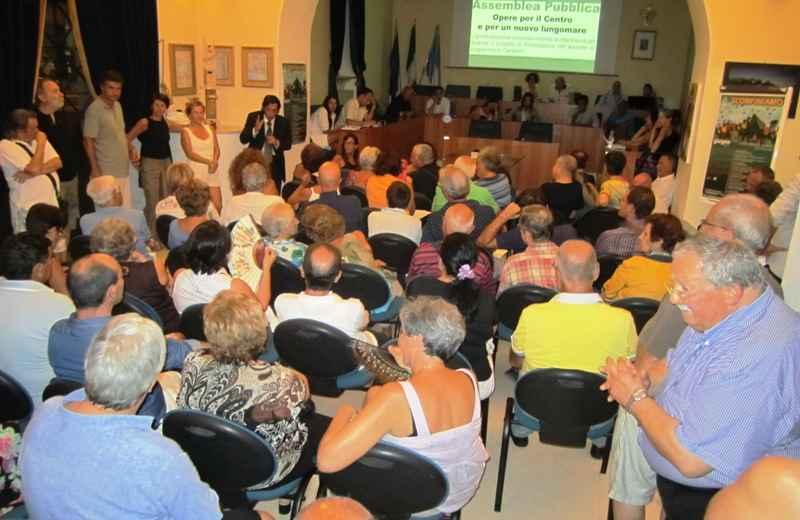 Assemblea pubblica sull'area ex Cardarelli