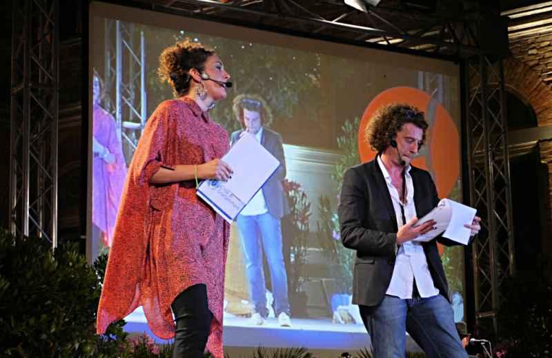 Cabaret amoremio 2013 Mascia Foschi e Maurizio Lastrico