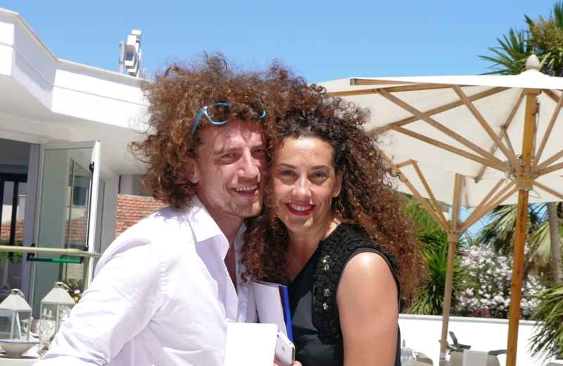 Cabaret amoremio Maurizio Lastrico e Mascia Foschi