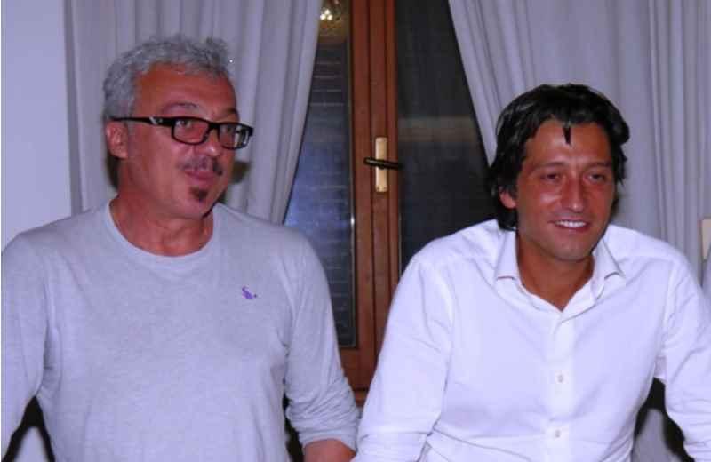 Cabaret amoremio Savino Cesario e Enrico Piergallini