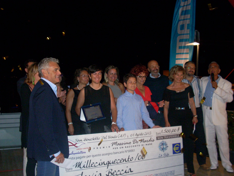 Circolo Nautico, premio De Nardis