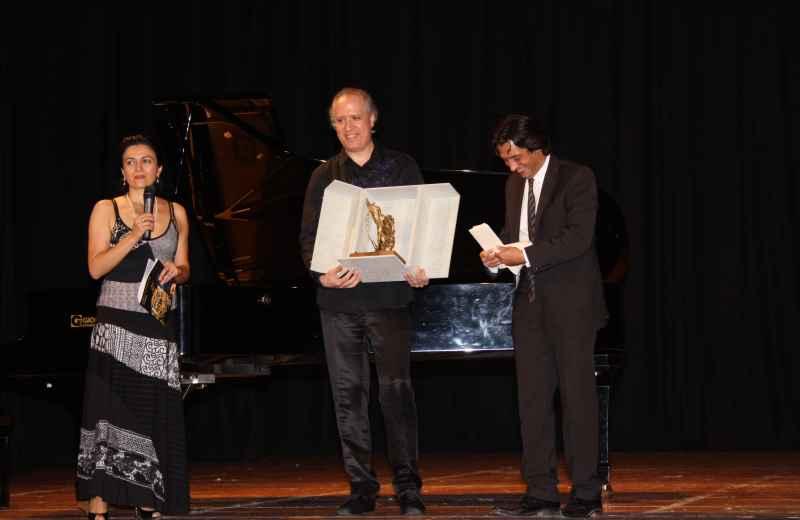 FestivaLiszt: premio a Giovanni Bellucci con Rita Virgili ed Enrico Piergallini