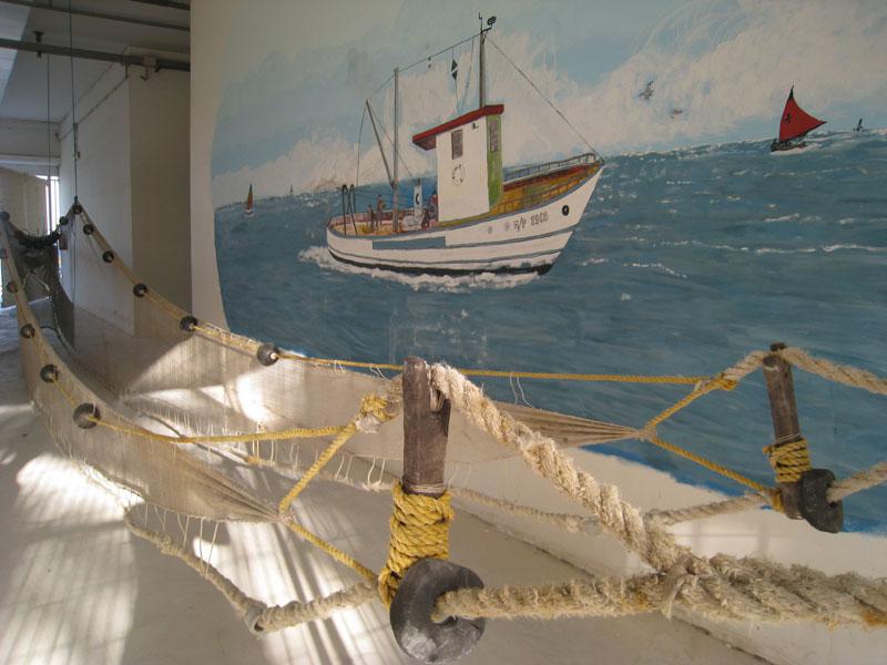 """Mostra """"Storie di vita, tradizioni e saperi dei pescatori"""""""