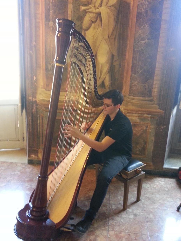 Il giovane talentuoso Kevin Paolo Cardinali