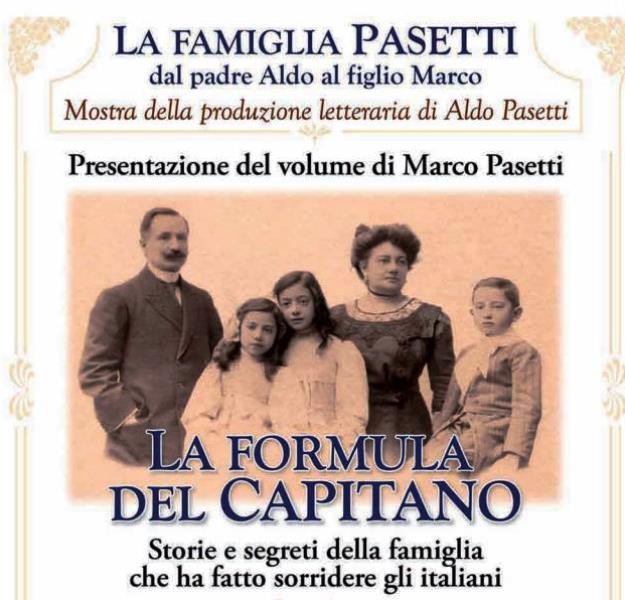 La famiglia Pasetti