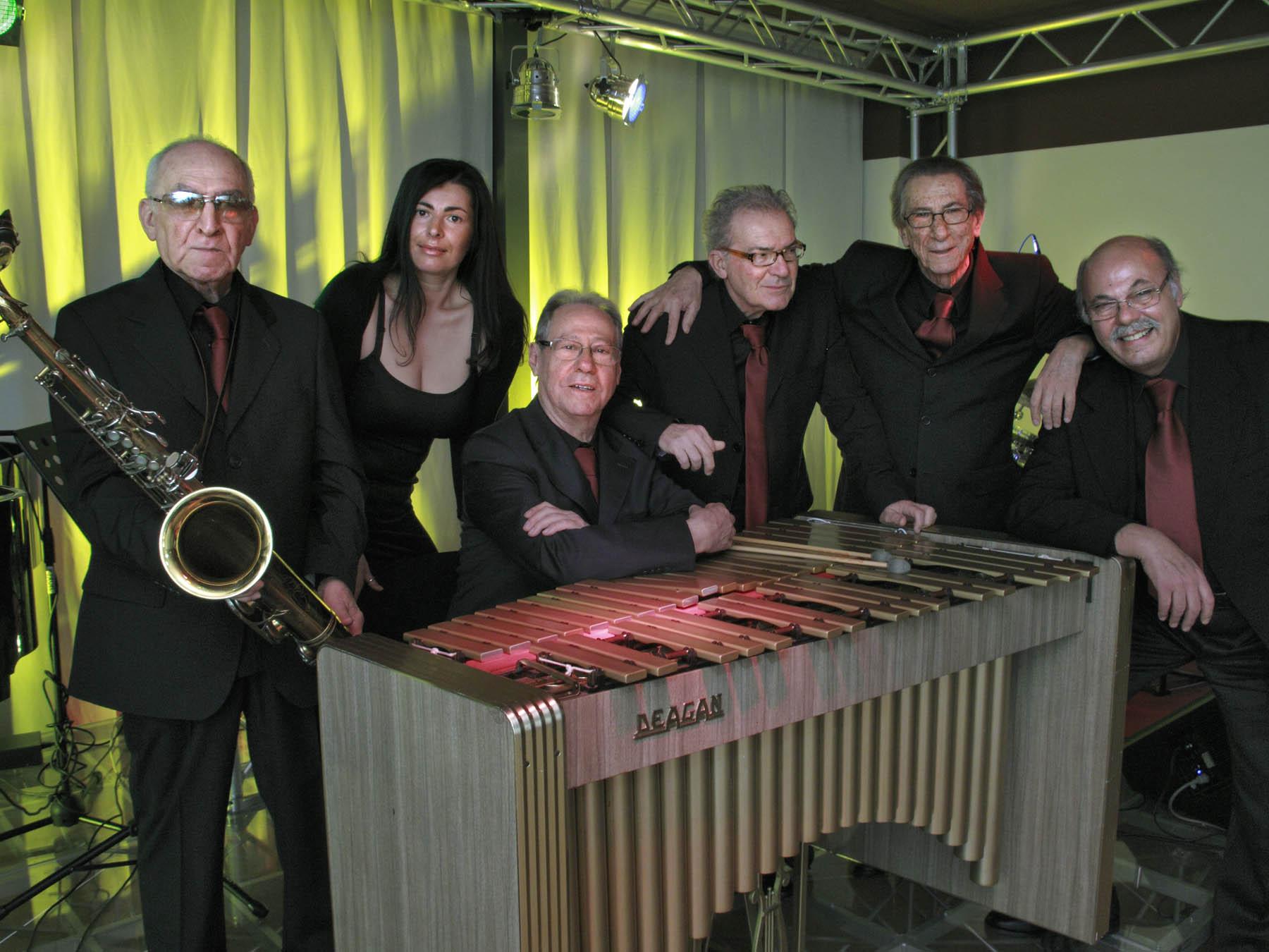 The Old Five Swingers plus Edy