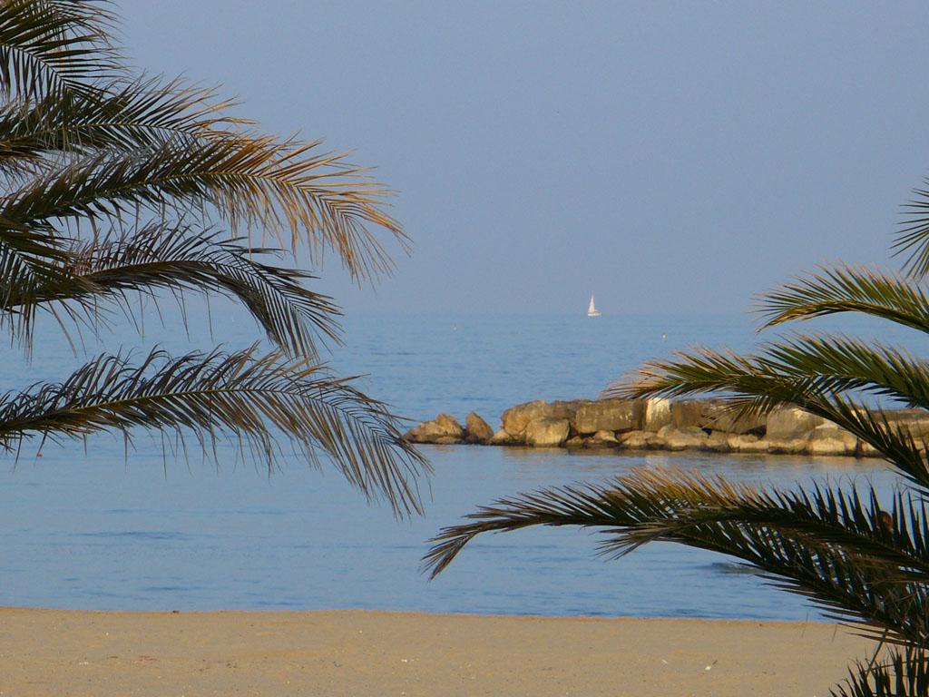 Spiaggia e mare di San Benedetto del Tronto