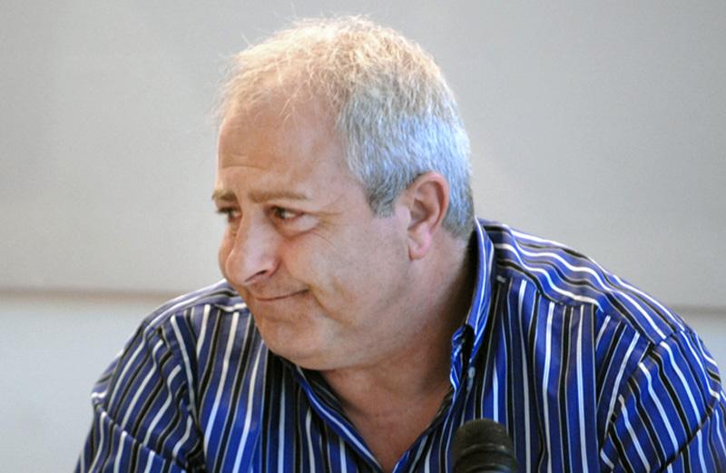 Gianni Moneti (foto Umbria24.it)