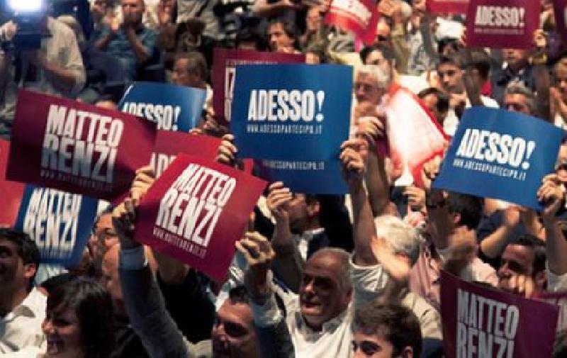 I renziani a San Benedetto sono realtà