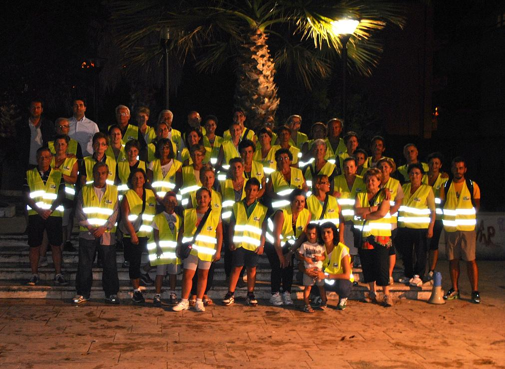 I partecipanti alla prima iniziativa