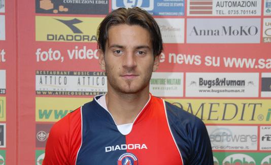 Andrea Servi (foto da www.sambenedettesecalcio.it)