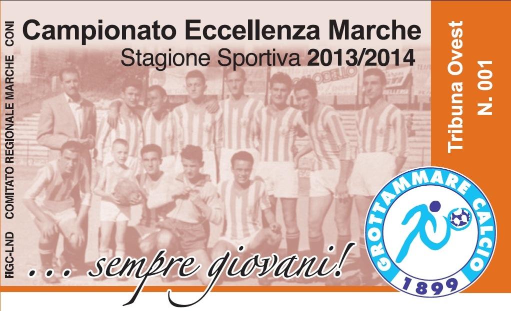 Campagna abbonamenti 2013.14 Grottammare Calcio