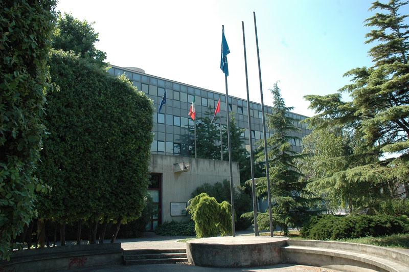 Il municipio di San Benedetto del Tronto