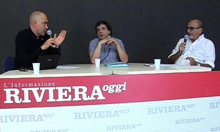 Pignotti risponde alle domande di Perotti e Flammini