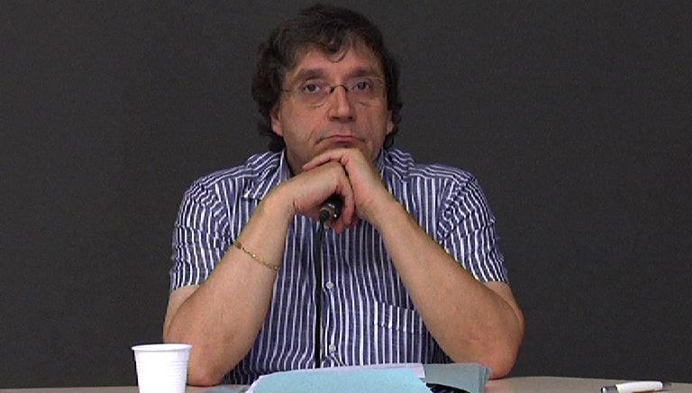Roberto Pignotti ai microfini di Riviera Oggi