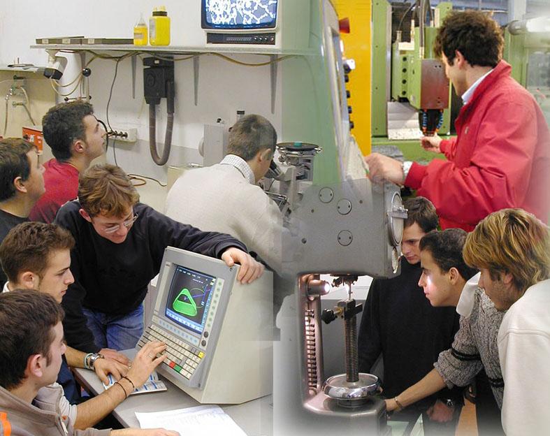 Saranno trattati e discussi temi sulla tecnologia meccanica