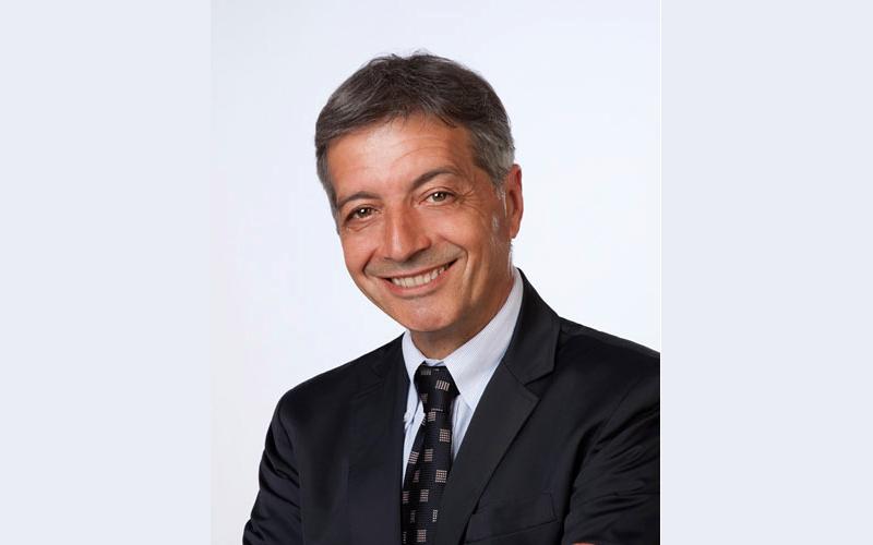 il sindaco di Tortoreto Generoso Monti
