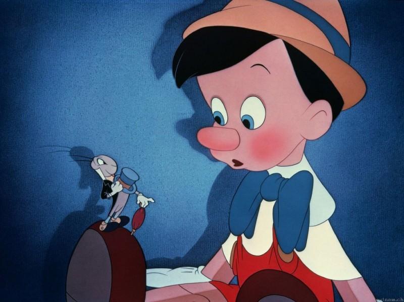 Pinocchio della Disney