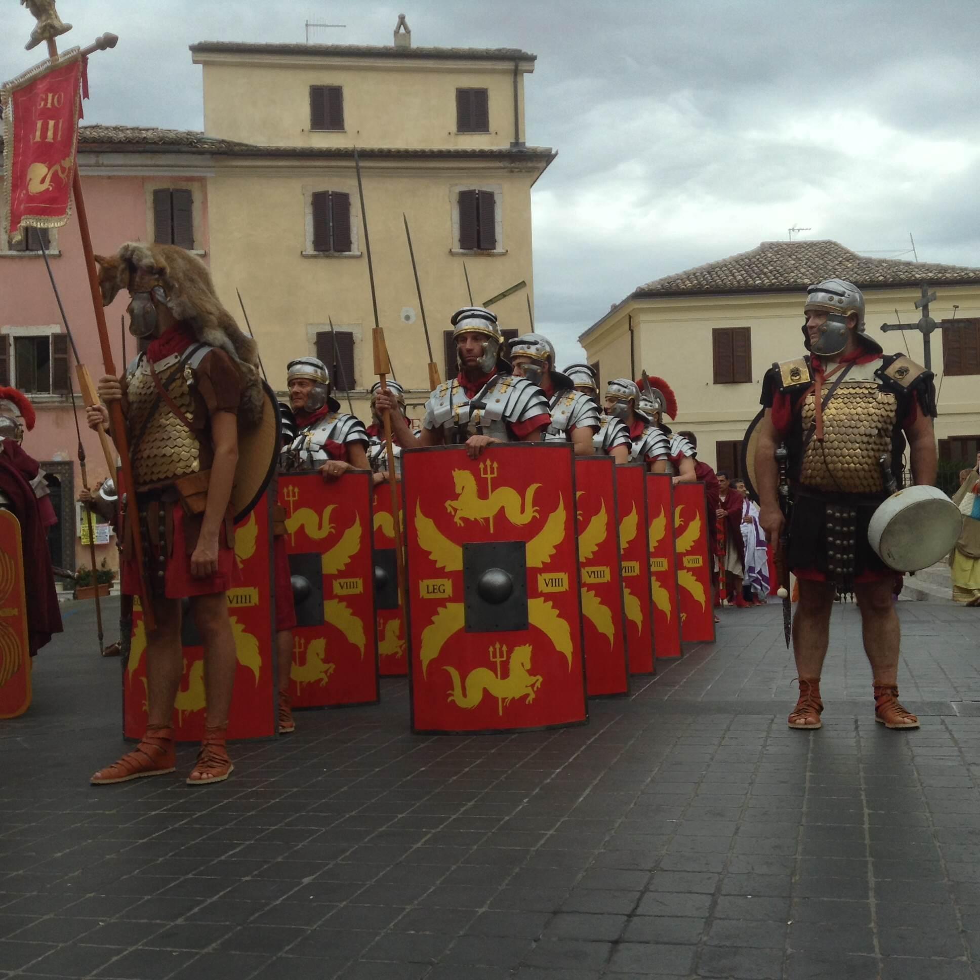 Artocria alla Festa di San Benedetto Martire 2013