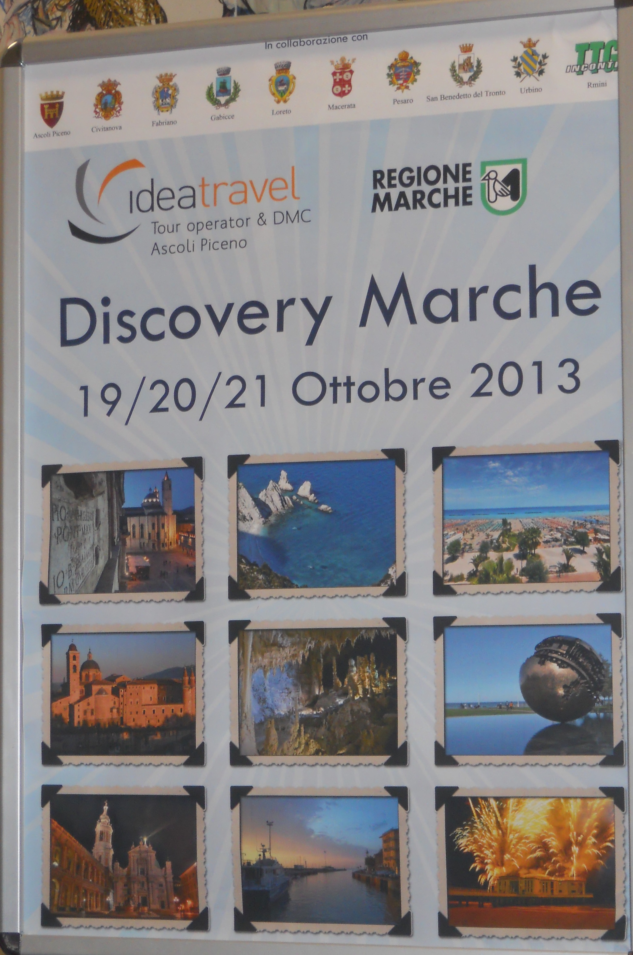 Discovery Marche 2013