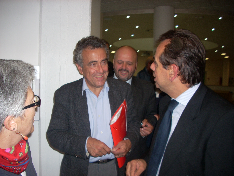 Barca, Gaspari e Colonnella