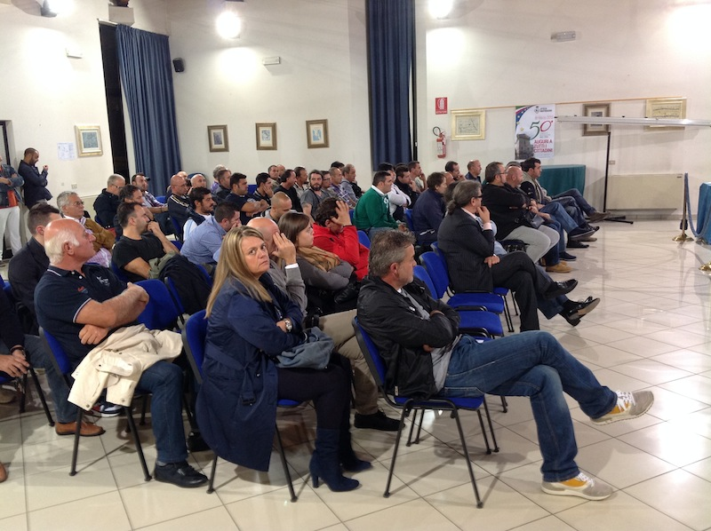 Consiglio Comunale del 24 ottobre, lavoratori veco in sala