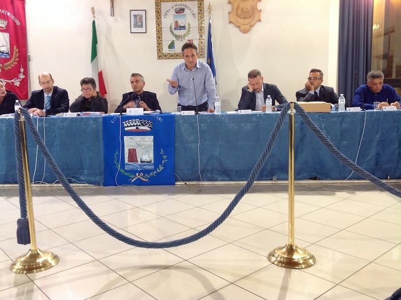 Consiglio Comunale del 24 ottobre, D'Ambrosio