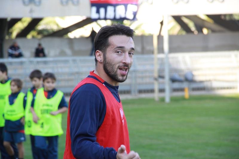 Samb-Montegiorgio, l'ex di turno Olivieri