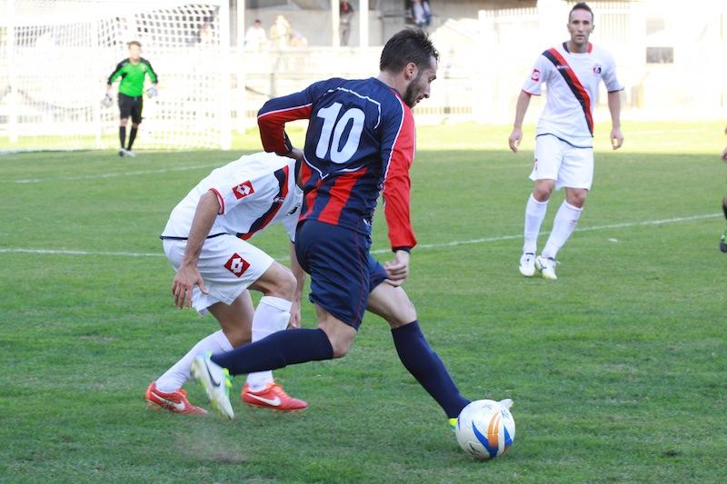 Samb-Montegiorgio, Olivieri in azione