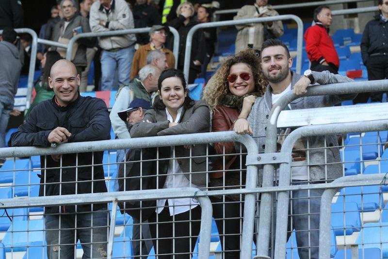 Samb-Montegiorgio, tifosi in tribuna 2