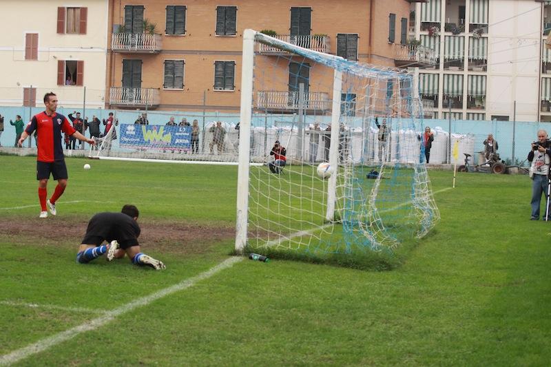 Portorecanati 0-2 Samb, Padovani raddoppia nel secondo tempo 2