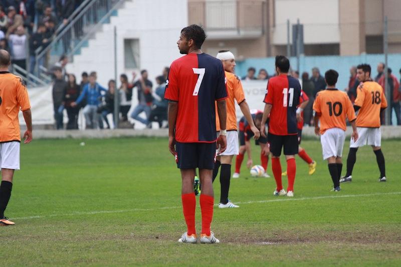 Portorecanati 0-2 Samb, Padovani sull'attenti
