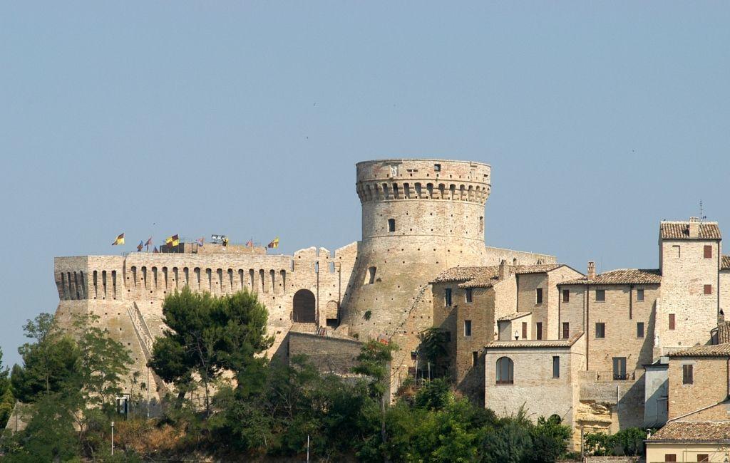 La Fortezza, simbolo di Acquaviva Picena