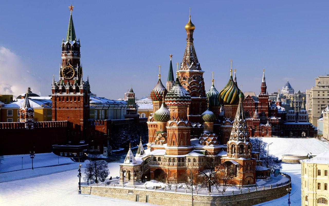 Mosca innevata