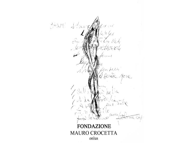 Il logo della Fondazione Mauro Crocetta Onlus