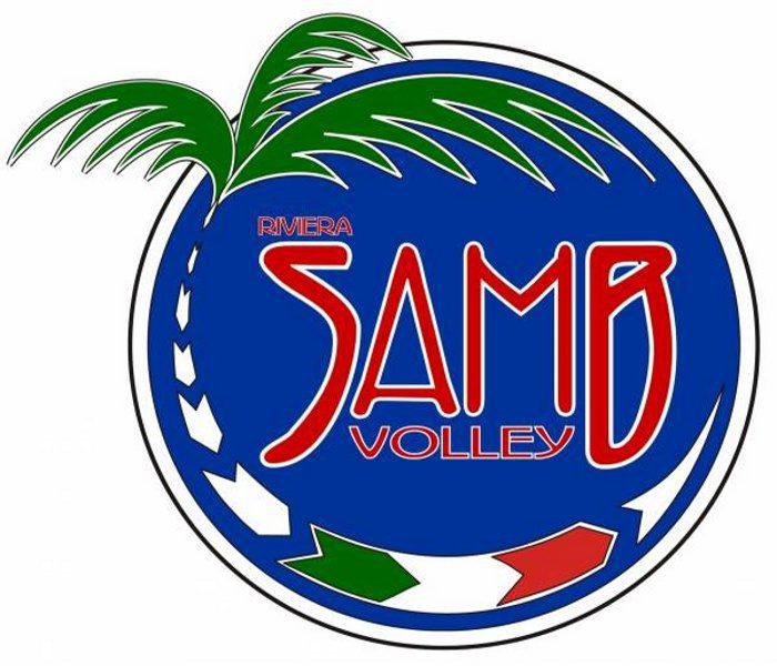 Il logo della Riviera Samb Volley