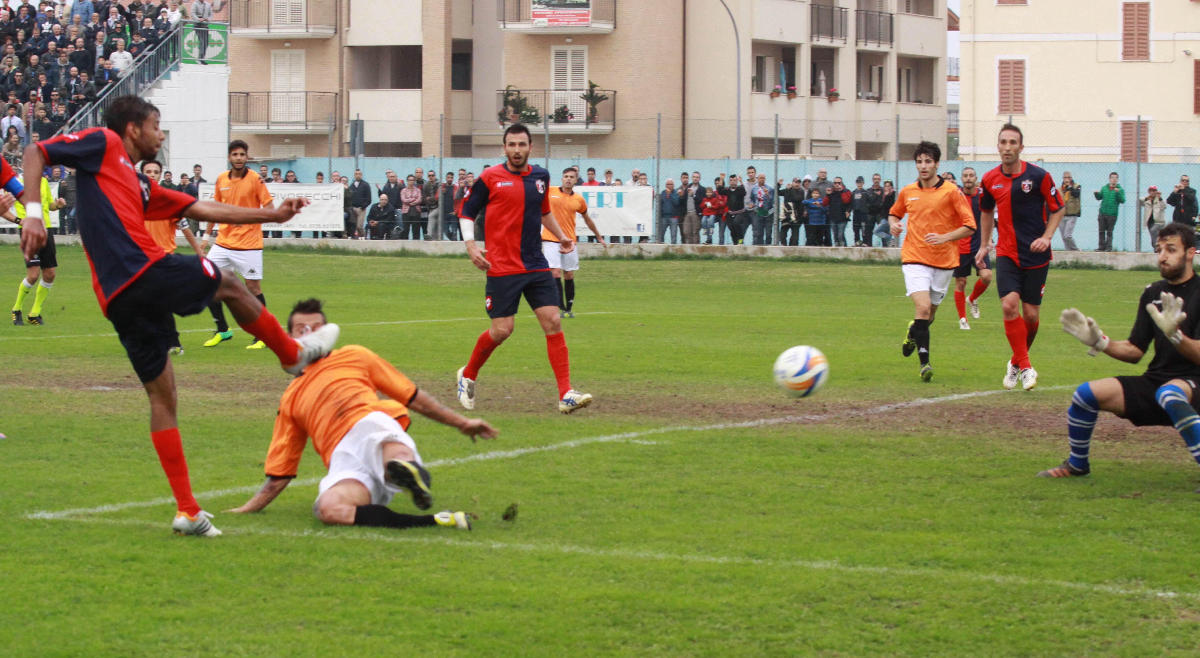 Il gol di Padovani