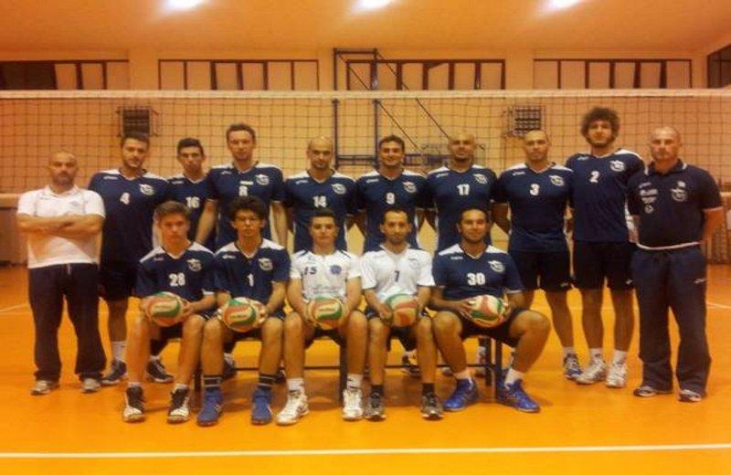 La serie D della Riviera Samb Volley
