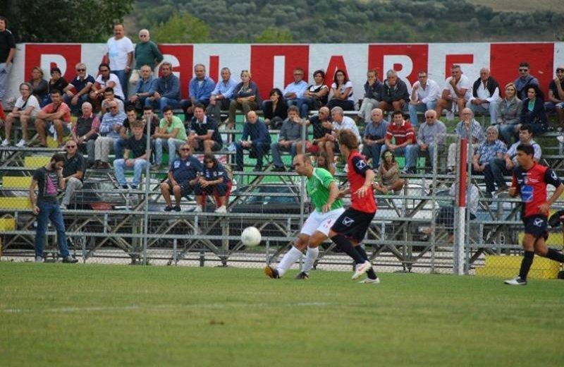 Pagliare  Calcio - un momento di gioco
