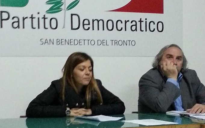 Sabrina Gregori e Lucio D'Angelo