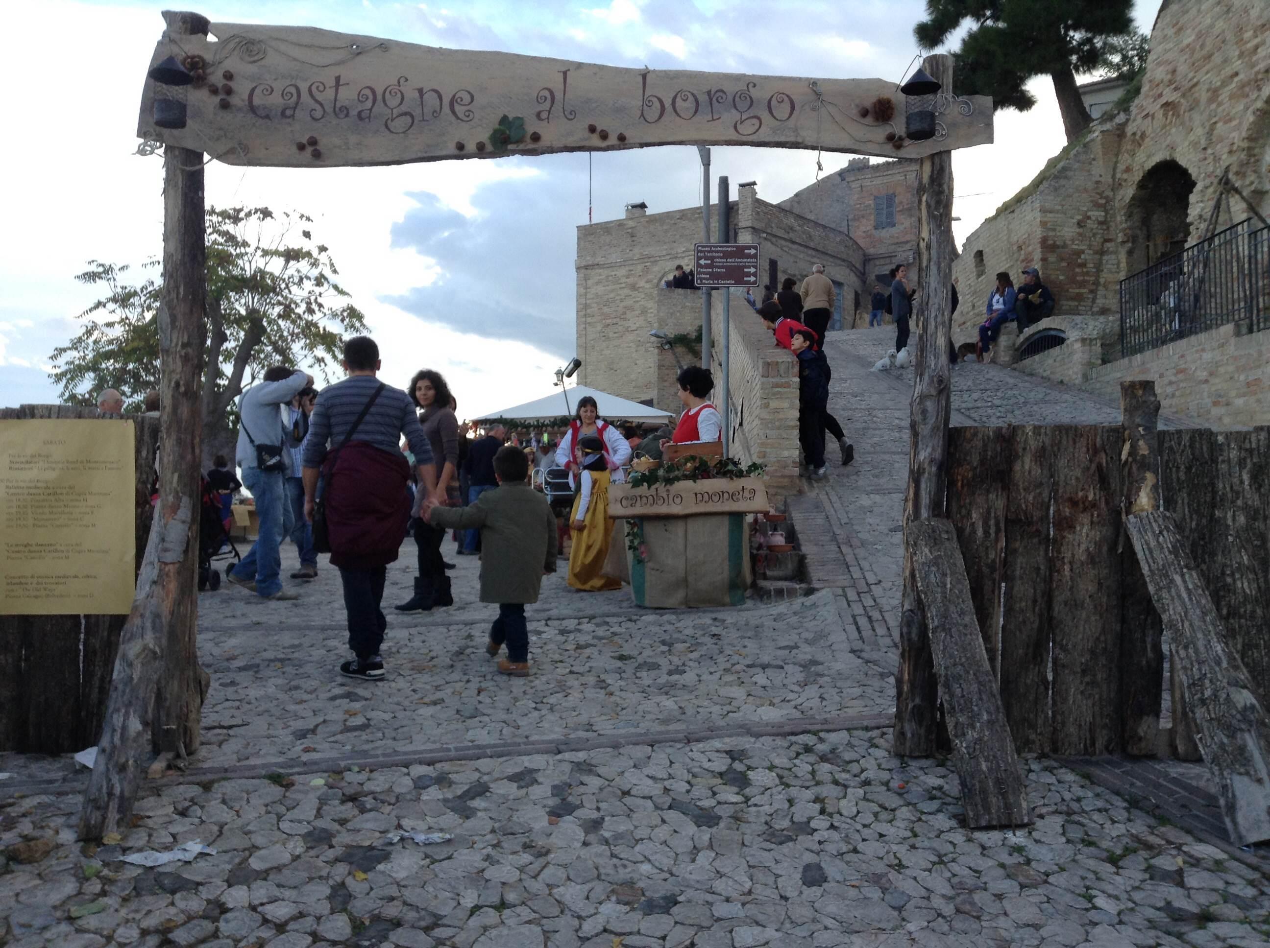 Castagne al borgo 2013 1