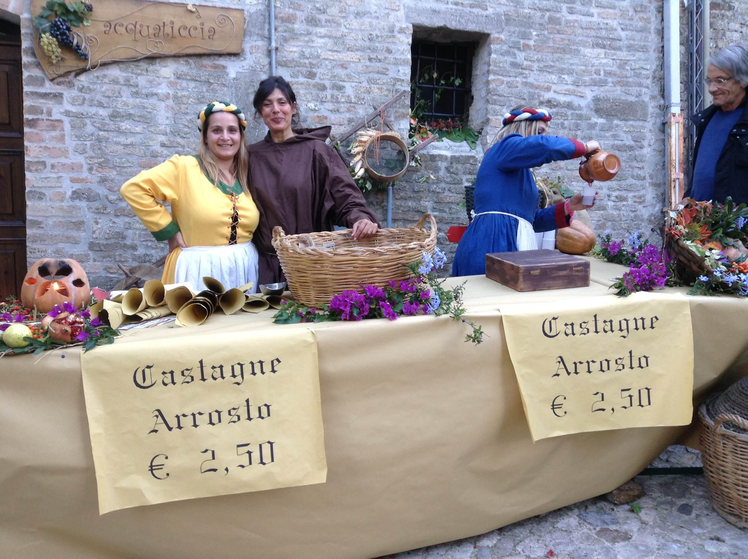 Castagne al borgo 2013 2