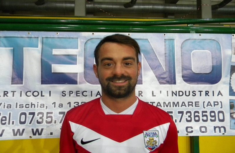 Diego Talamonti, tre gol per lui